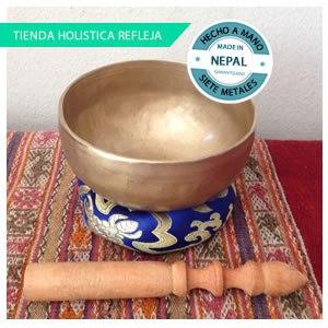 Cuenco Tibetano (10.5cm) hecho a mano de Nepal