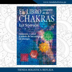 el-libro-completo-de-los-chakras - Liz Simpson