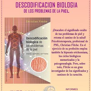 Libro: DESCODIFICACION BIOLÓGICA DE LOS PROBLEMAS DE LA PIEL