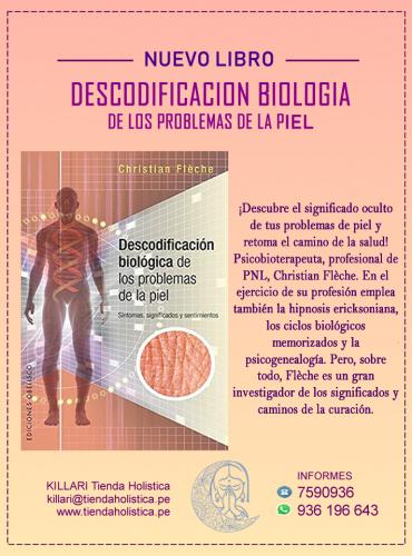Libro: DESCODIFICACION BIOLÓGICA DE LOS...