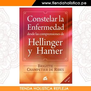 Constelar la enfermedad desde las comprensiones de Hellinger y Hamer de Brigitte Champetier de Ribes
