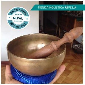 Cuenco Tibetano (12cm) hecho a...