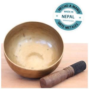 Cuenco Tibetano (14cm) hecho a...