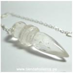 Péndulo Cristal Egipcio Esculpido