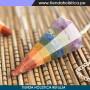 Péndulo de los 07 Colores de los Chakras