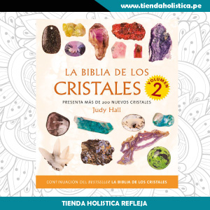 El libro de los cristales...