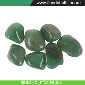 aventurina_verde_piedra_tamboreada