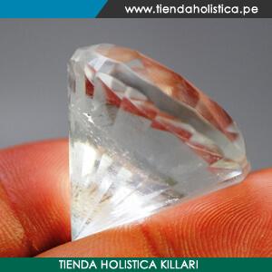 Diamante Pranico de Cuarzo Cristal - Tienda Holistica Killari