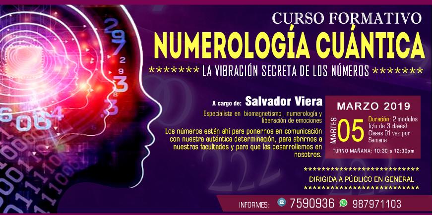 Curso de Numerologia Cuántica
