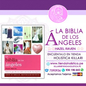Biblia de los ángeles de Raven, Hazel