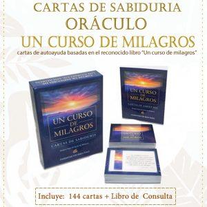 Oraculo Un Curso de Milagros, Tioenda Holistica Killari