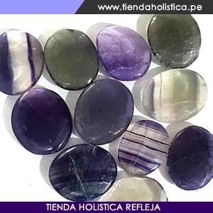 Piedra Fluorita para Terapia