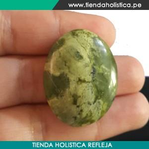 Piedra Serpentina Cabuchon