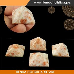 Pirámide Piedra Sol - Tienda Holistica Killari