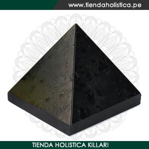 Pirámide de Turmalina Negra - Tienda Holistica Killari