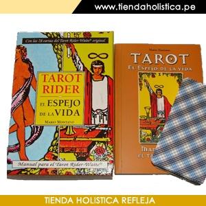 Tarot Rider: El espejo de la vida de Mario Montano