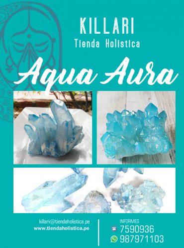 Drusas de Aqua Aura