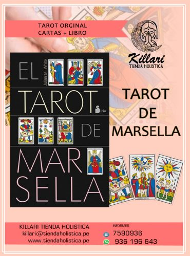 Tarot de Marsella Pack (Completo...
