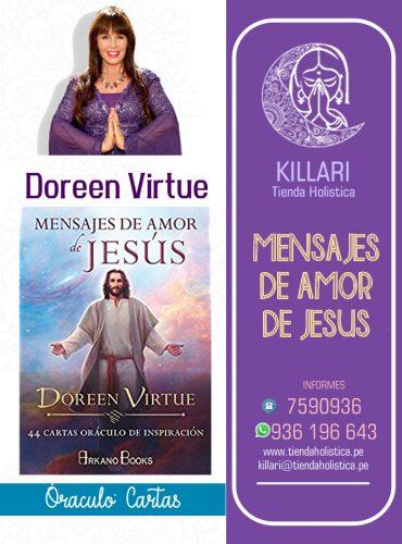 Mensajes de amor de Jesús...