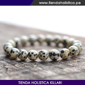 Pulsera Dalmatita