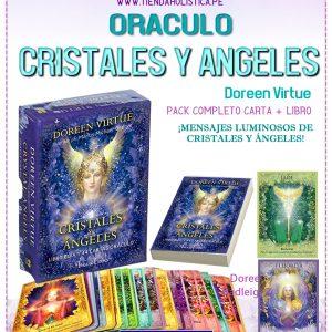 Oráculo cristales y ángeles