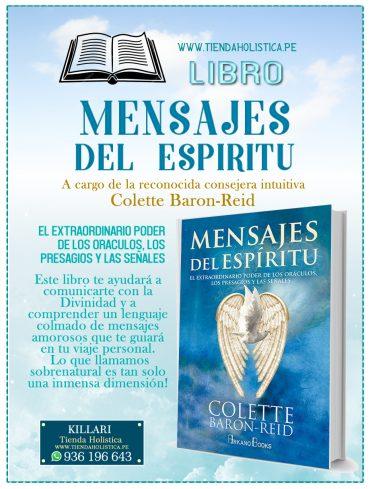 Libro: Mensajes del Espíritu