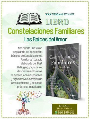 Libro Constelaciones Familiares: Las raíces...