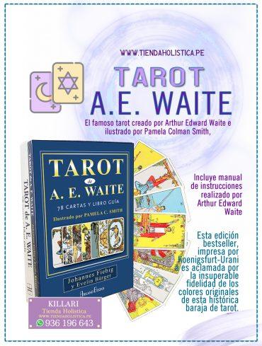 Tarot de A.E. Waite Cartas...