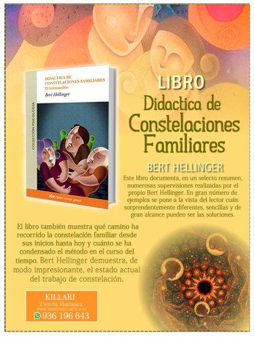 Libro Didáctica de Constelaciones Familiares...