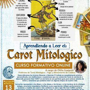 Curso de Tarot Mitologico, Killa Crecimiento Espiritual