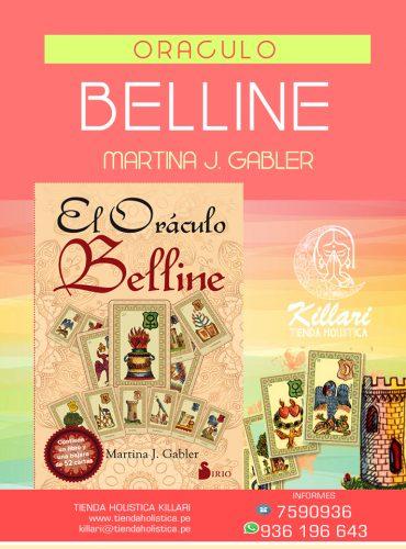 ORACULO DE BELLINE, EL GABLER,...