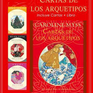 Oraculo Cartas de los Arquetipos de Caroline Myss
