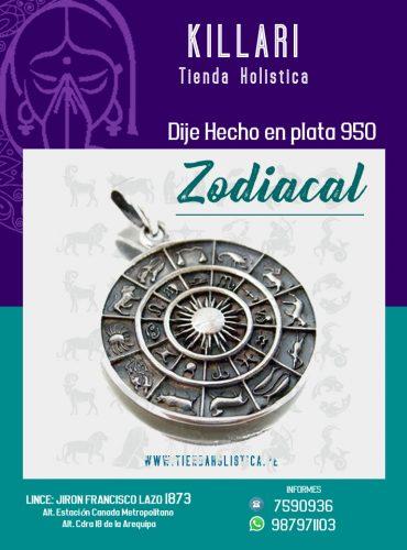 Dije Zodiacal
