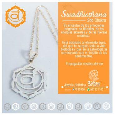 Svadhisthana 2do Chakra