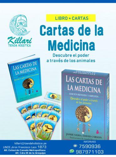 LAS CARTAS DE LA MEDICINA,...