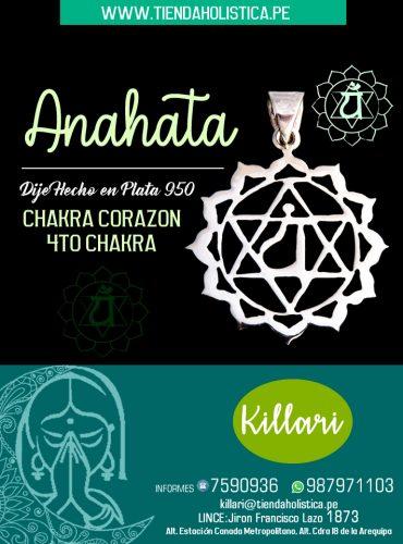Dije Anahata (4to Chakra)