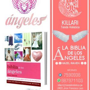 Biblia de los ángeles de Raven, Haze, Tienda Holistica Killari