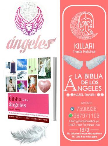 La biblia de los Angeles