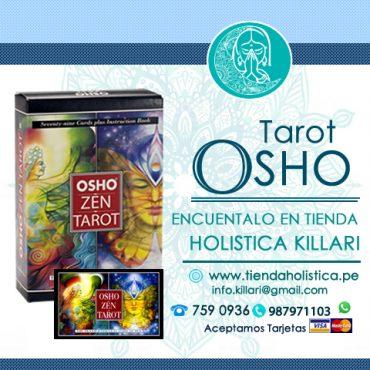 Tarot Osho ( 1 Libro...