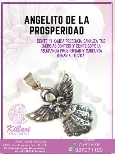 Angel de la Prosperidad