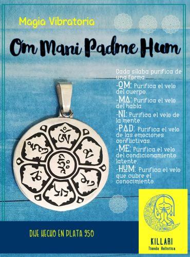Mantra Oh Mani Padme Hum