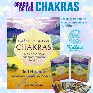 Oráculo de los chakras de Tori Hartman
