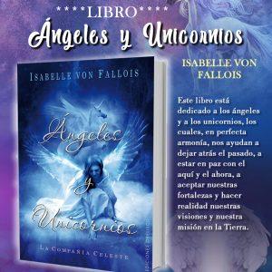 Libro Angeles y Unicornios,De ISABELLE VON FALLOIS, Tienda Holistica Killari