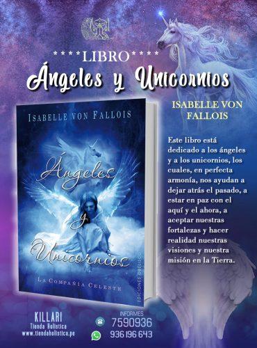 Libro Ángeles y Unicornios De...
