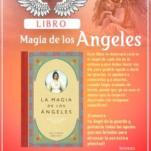 LIBRO MAGIA CON LOS ANGELES, Tienda Holistica Killari