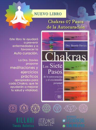 Libro: Chakras. Los siete pasos...