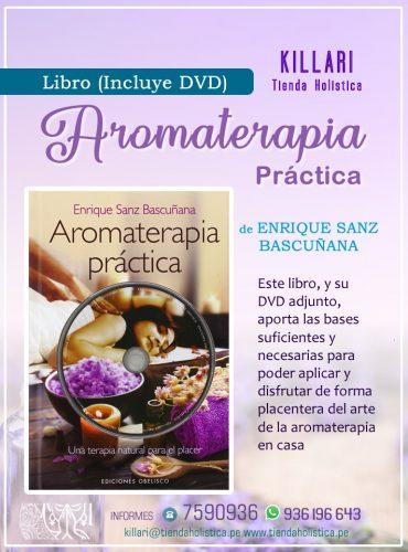 Libro AROMATERAPIA PRÁCTICA (+DVD) de...