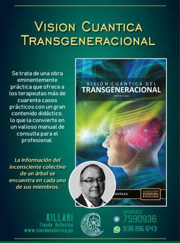 Visión cuántica del transgeneracional ...