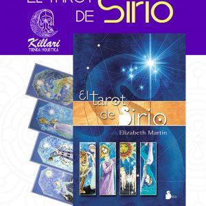 Tarot de Sirio (Libro + Cartas de Tarot)