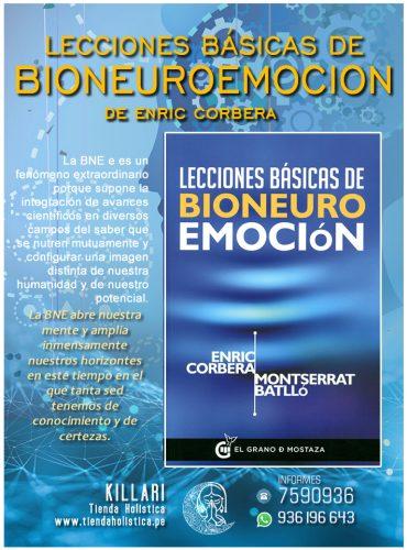 Lecciones básicas de bioneuroemocion